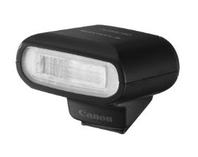 Canon Speedlight 90EX, Quelle: www.canon.de