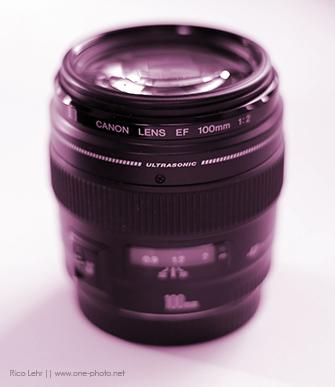 Canon 100mm F2.0